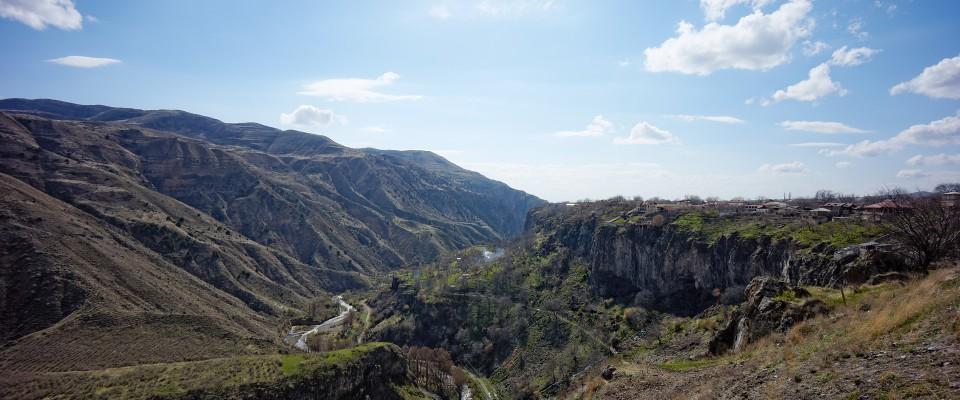 Армения (Эчмиадзин, Гарни, Гегард)