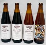 Дегустация сортов пива от Saldens Brewery (Тула) - Rye Porter, Milk Stout, AIPA#344, Tears Of Liberty
