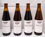 Дегустация сортов пива от Saldens Brewery (Тула) - Extra Stout, Spiced Buckweat Stout, Caramel Brown Ale, Bamboo Ale, Kolsch